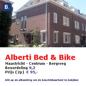 Bed and breakfast Alberti Maastricht