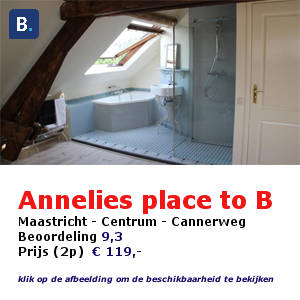 Bed and breakfast Annelies Maastricht