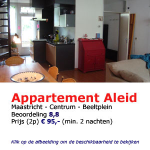 bed and breakfast maastricht aleid