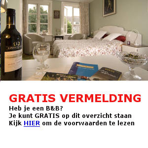 gratis bed and breakfast