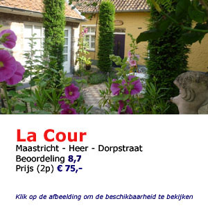 bed and breakfast maastricht cour