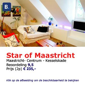 Bed and breakfast Ster van Maastricht