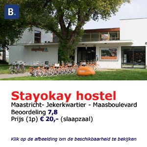 Bed and breakfast hostel stayokay Maastricht